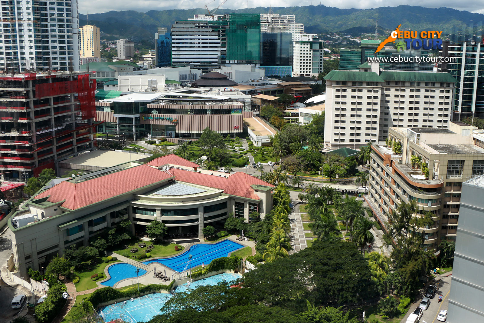 Naga City Cebu Hotels