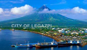 Legazpi Mayon Volcano