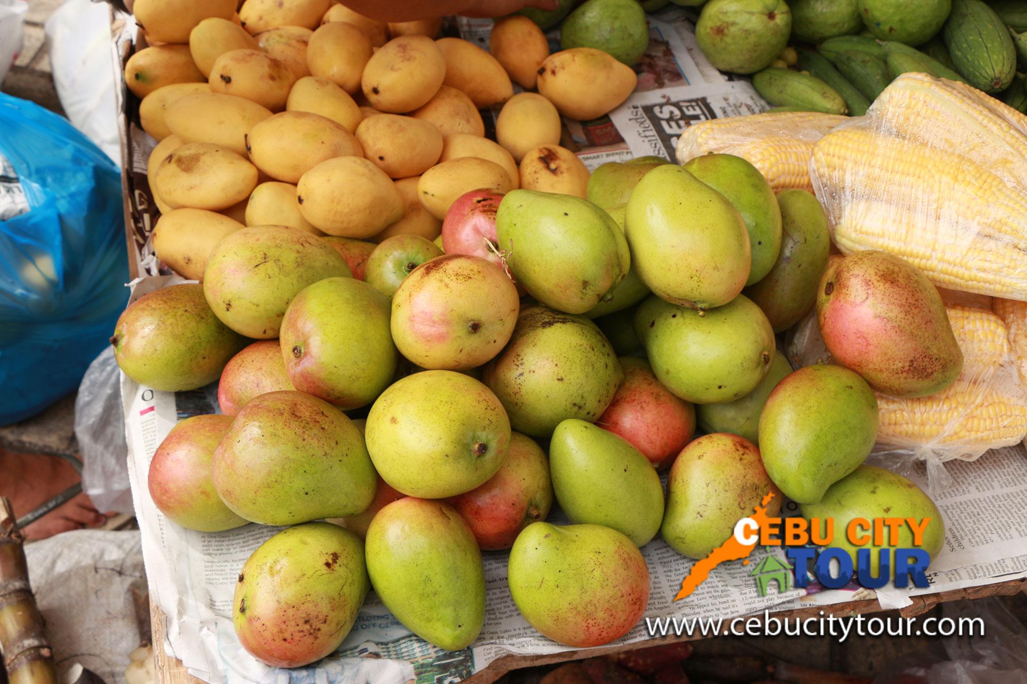 Cebu-Mangga-products