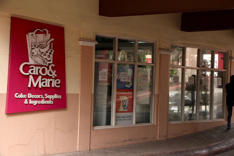 Cebu cakes suppliers