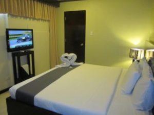 Richmond Plaza Deluxe Room