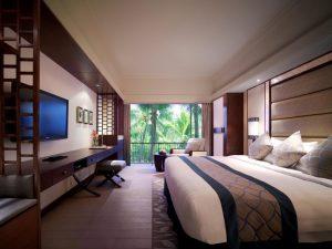 Shangri-La Mactan Resort and Spa Cebu Deluxe Room