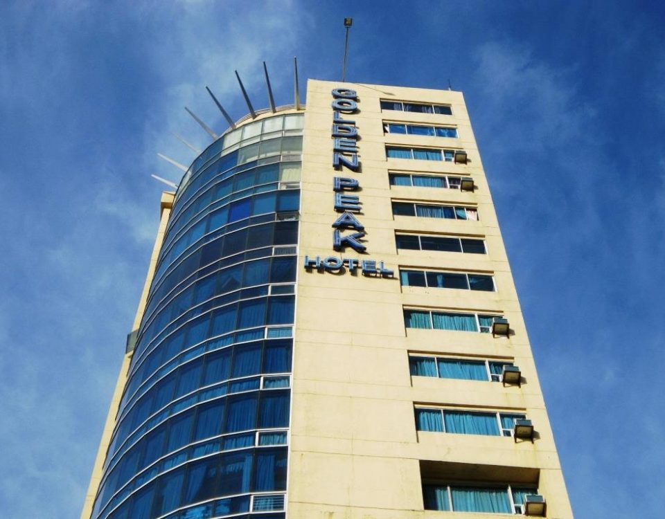Golden Peak Hotel