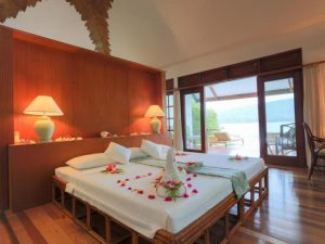 Cordova Reef Village Resort Pool Villa