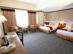 Dohera Hotel Deluxe Room