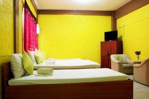 La Maria, Pension & Tourist Inn Hotel Family Room