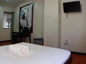 Hotel California Suite Room