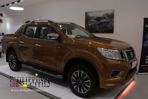 Nissan Navarra Pick-up 2018