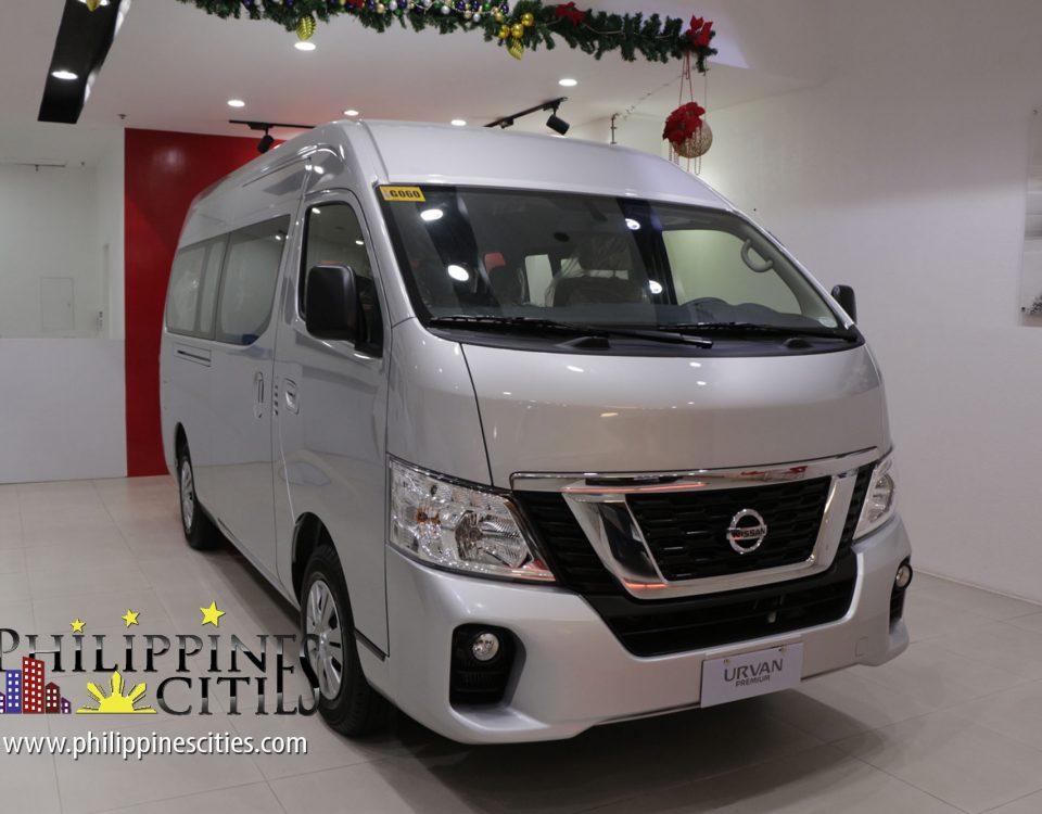 Nissan Van Premium 2018