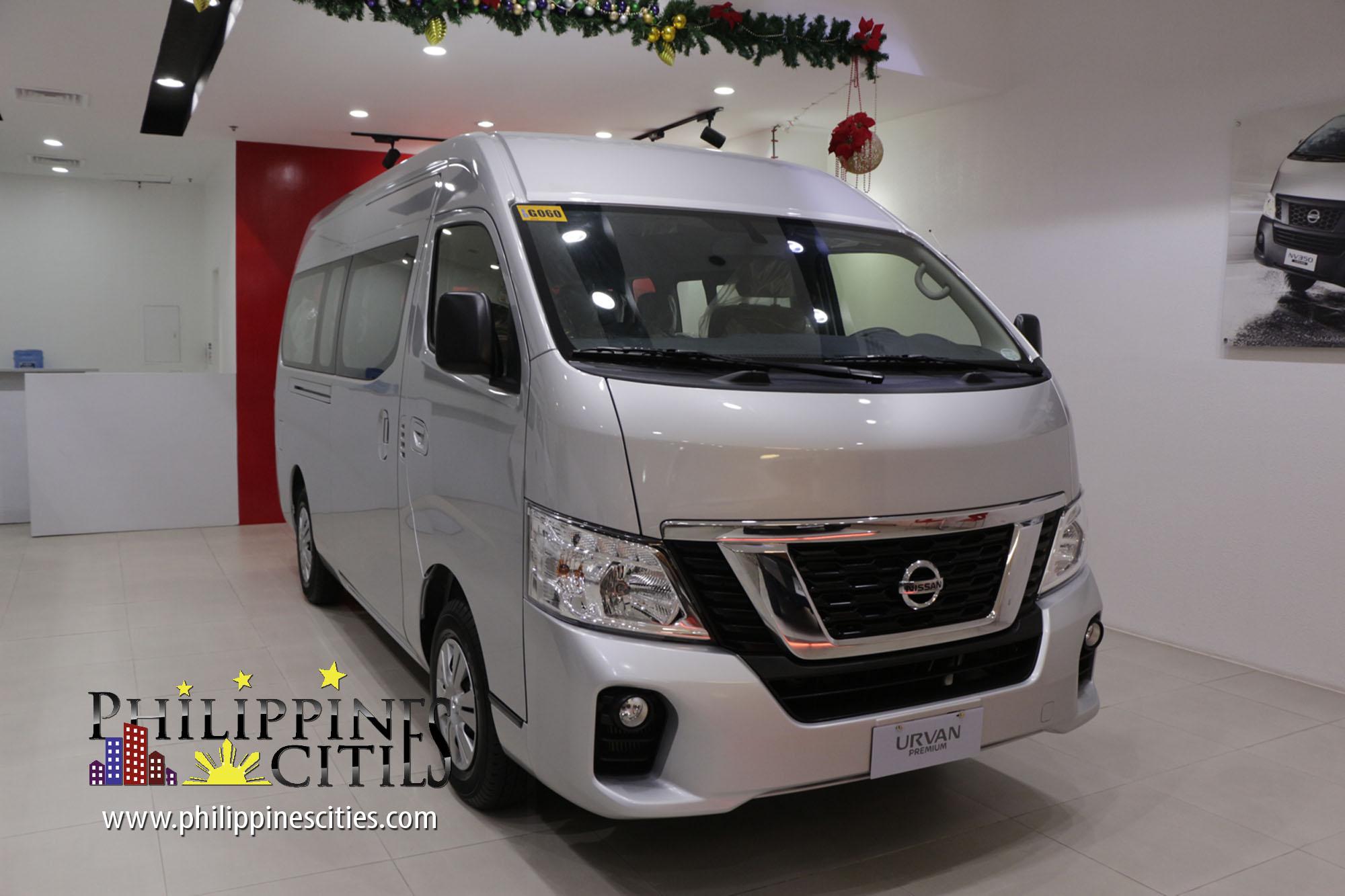 Nissan premium van