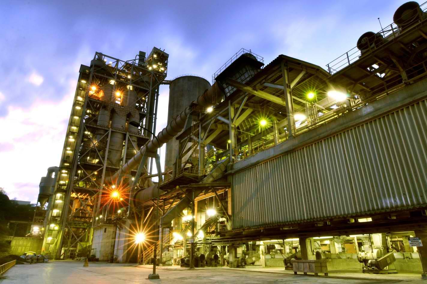 Cebu Cement Factory
