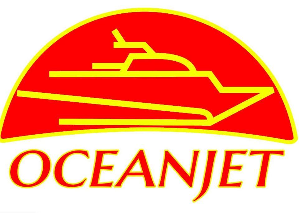 Ocean Jet Logo