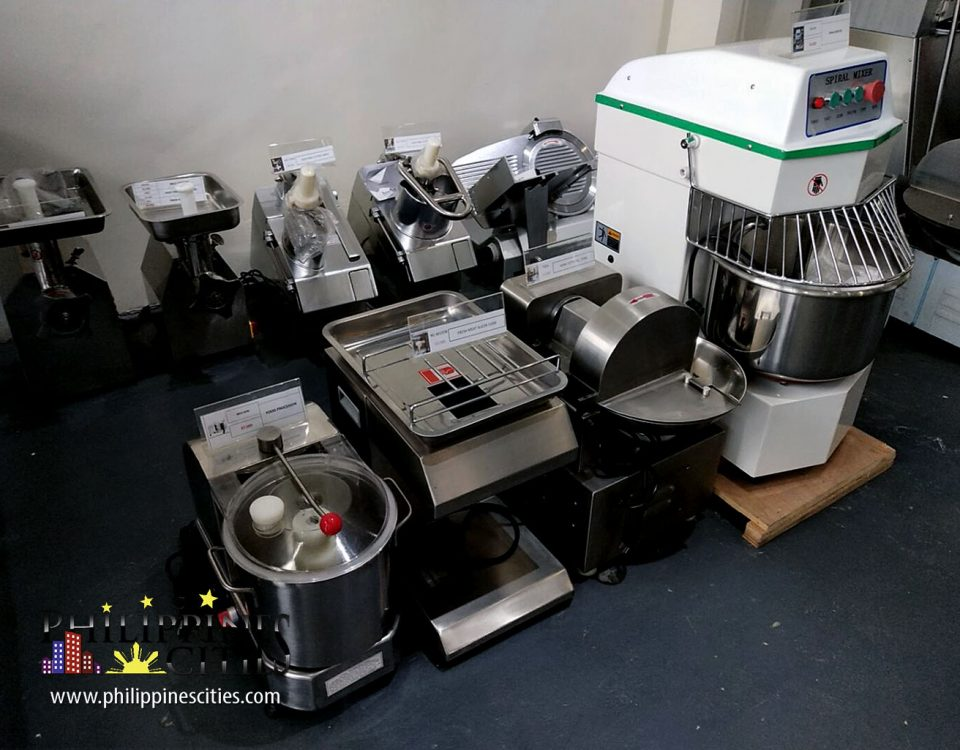 Cebu Baking Equipments