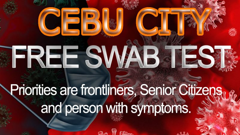 Cebu Covid19 Swab Test