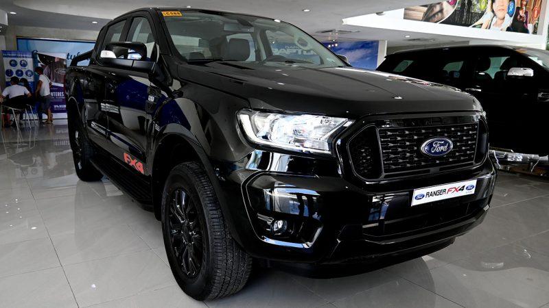 2021 FX4 Ford Ranger Truck