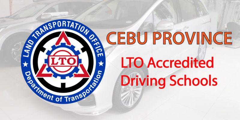 CEBU LTO accredited driving school