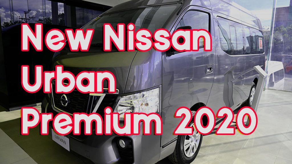 Nissan Urban Premium 2020