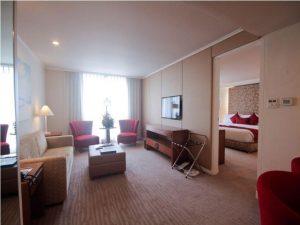 Waterfront Manila Pavilion Hotel & Casino Ambassador Suite
