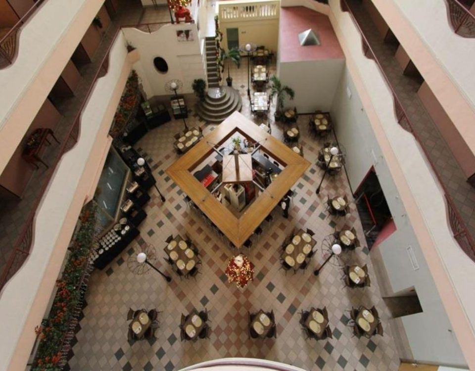 Atrium Hotel