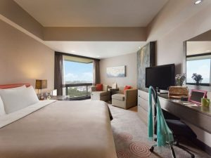 Hotel Jen Manila Club City View Room