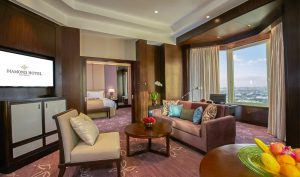 Diamond Hotel Club Executive Suite