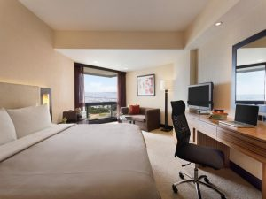 Hotel Jen Manila Deluxe Bay View Room