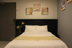 Jade Hotel and Suites Deluxe Double