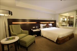 Century Park Hotel Manila Deluxe Double Room