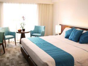Waterfront Manila Pavilion Hotel & Casino Deluxe Premium Room