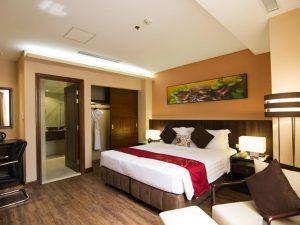 Ramada Manila Central Hotel Deluxe Room