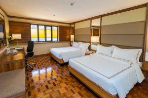 The Legend Villas Deluxe Room