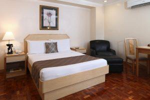 Lotus Garden Hotel Deluxe Room