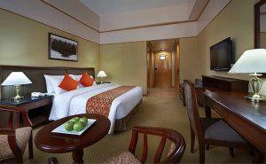 Berjaya Makati Hotel Deluxe Room