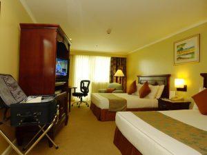 Best Western Oxford Suites Makati Deluxe Room