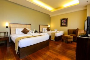 Armada Hotel Manila Deluxe Room