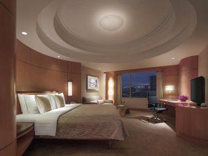 Makati Shangri-La Manila Hotel Deluxe Room