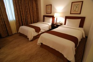 Bayview Park Hotel Deluxe Room