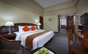 Berjaya Makati Hotel Deluxe Studio Room