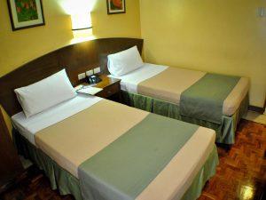 Fersal Hotel Manila Deluxe Twin Room
