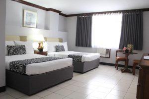 Las Palmas Hotel Deluxe Twin Room