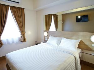 Red Planet Hotels Ortigas Double Room