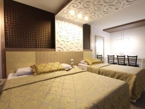 Eurotel Makati Hotel Euro Suite 2 (1 Queen and 1 Single)