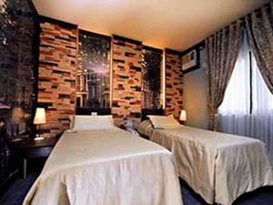 Eurotel Makati Hotel Euro Suite Twin