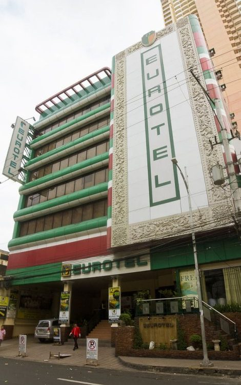 Eurotel Pedro Gil Hotel
