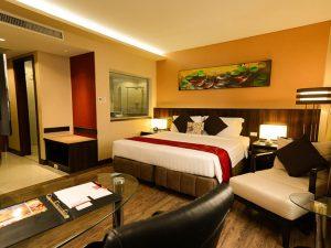 Ramada Manila Central Hotel Executive Room