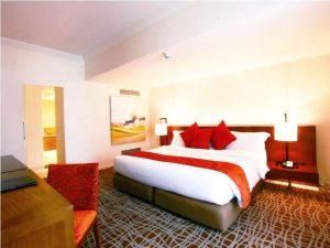 Waterfront Manila Pavilion Hotel & Casino Executive Suite