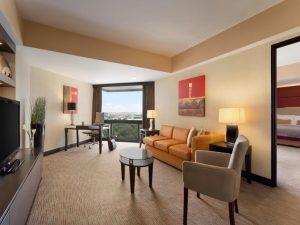 Hotel Jen Manila Executive Suite