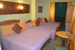 Makati International Inns Family Room