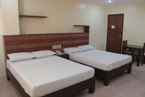 Joyce Apartelle Mandaluyong Family Room Non Smoking