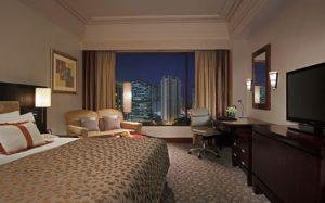 Edsa Shangri-La Manila Garden Wing Deluxe Room